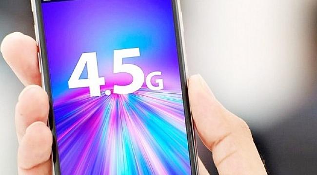 4,5G'ye ücretsiz geçiş için son 3,5 ay