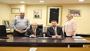 Ekonomi Bakan Yardımcısı Fatih Metin, İstanbul Altın Rafinerisi'ni Ziyaret Etti