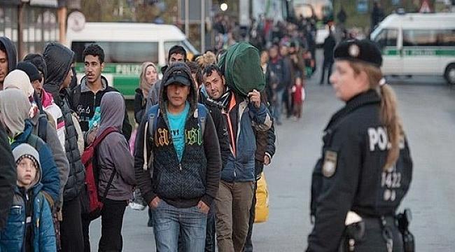 Sığınmacılar gittikleri ülke ekonomisine olumlu katkıda bulunuyor