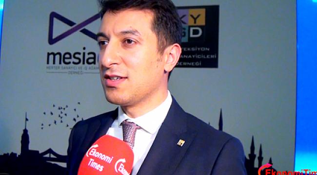 KYSD İftar Yemeği Murat Özpehlivan Ekonomi Times Konuşması