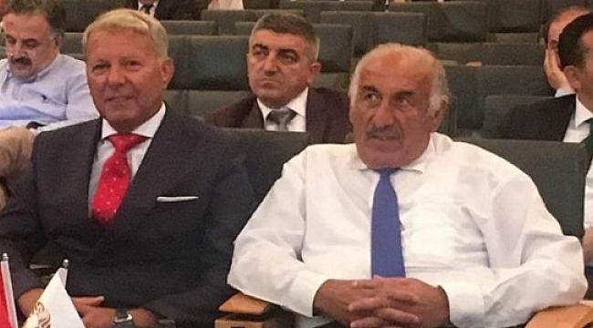 TRİSAD Başkanı Mustafa Balkuv İTO'da Konuştu