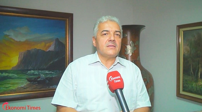 TEMSAD Başkanı Adil Nalbant, İhracatımızda %13 artış, İthalatta %52'lik düşüş var