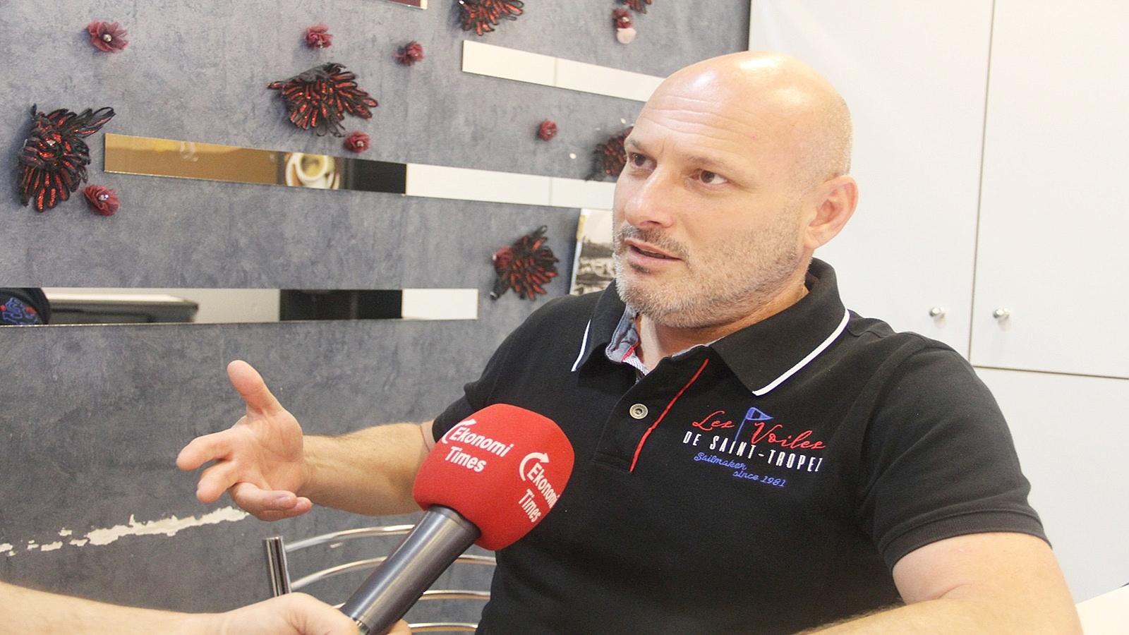 Murat Şahin, Merter Tekstil Pazarına sahip çıkılmalıdır ve pazar genişletilmeli
