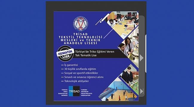 TRİSAD'dan Online Katalog