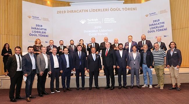 2019 yılının İhracatın Liderleri Ödüllendirildi
